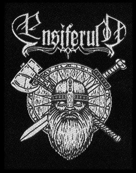 naszywka ENSIFERUM - SWORD AND AXE