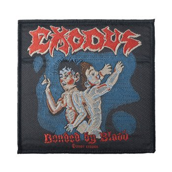 naszywka EXODUS - BONDED BY BLOOD