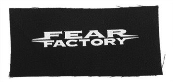 naszywka FEAR FACTORY