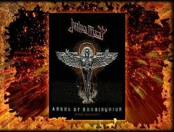 naszywka JUDAS PRIEST - ANGEL OF RETRIBUTION