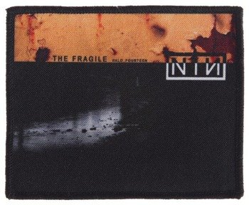 naszywka NINE INCH NAILS - THE FRAGILE