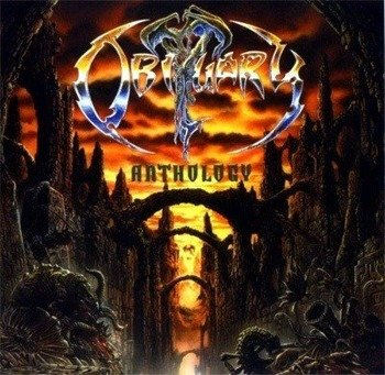 naszywka OBITUARY - ANTHOLOGY