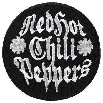 naszywka RED HOT CHILI PEPPERS - LOGO