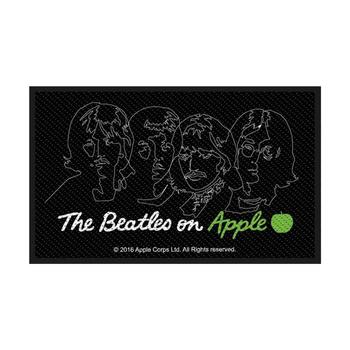 naszywka THE BEATLES - ON APPLE