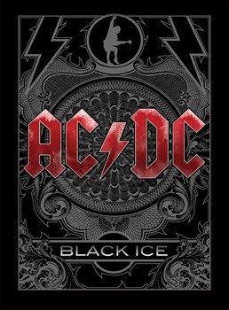 obraz w ramie AC/DC - BLACK ICE