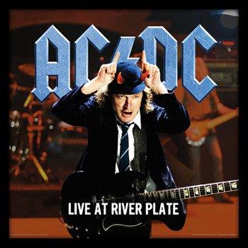 obraz w ramie AC/DC - LIVE AT RIVER PLATE