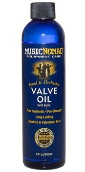 olejek do tłoków MUSIC NOMAD VALVE OIL - REFILL BOTTLE MN750