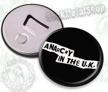 otwieracz do piwa ANARCHY IN THE U.K.