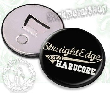 otwieracz do piwa STRAIGHT EDGE HARDCORE