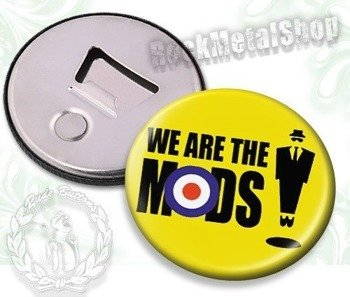 otwieracz do piwa WE ARE THE MODS