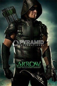 plakat ARROW - AIM HIGHER