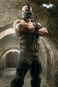 plakat BATMAN THE DARK KNIGHT RISES - BANE SEWER