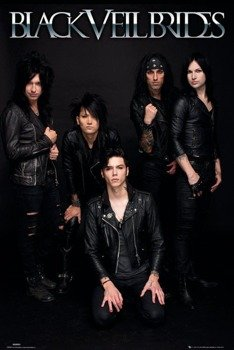 plakat BLACK VEIL BRIDES - BAND