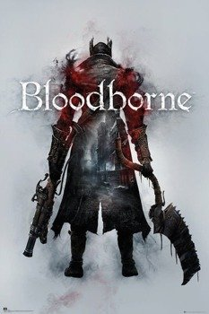 plakat BLOODBORNE - KEY ART