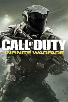 plakat CALL OF DUTY INFINITE WARFARE - NEW COVER