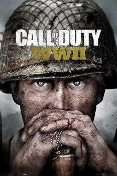 plakat CALL OF DUTY WWII - KEY ART