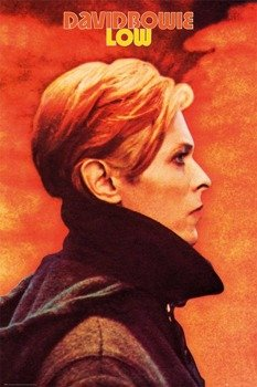 plakat DAVID BOWIE - LOW