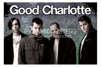 plakat GOOD CHARLOTTE - GOOD MORNING REVIVAL