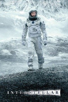 plakat INTERSTELLAR - ONE SHEET