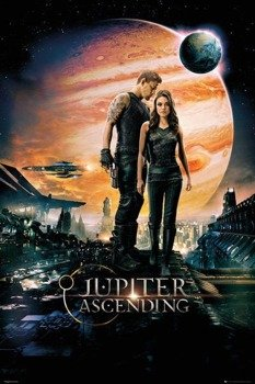 plakat JUPITER ASCENDING - ONE SHEET