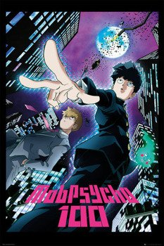 plakat MOB PSYCHO 100 - CITY