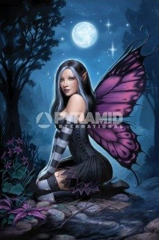plakat Night Fairy