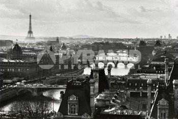 plakat PARIS VIEW