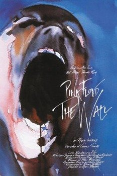 plakat PINK FLOYD - THE WALL FILM