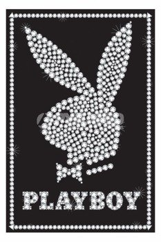 plakat PLAYBOY - BLING