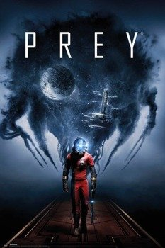 plakat PREY - KEY ART