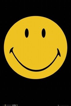 plakat SMILEY