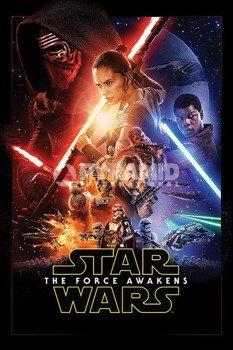 plakat STAR WARS - EPISODE VII
