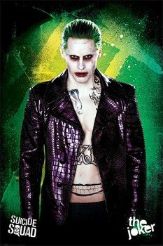 plakat SUICIDE SQUAD - THE JOKER
