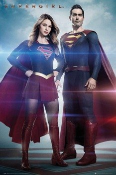 plakat SUPERGIRL - DUO