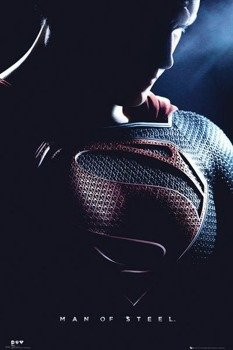 plakat SUPERMAN - MAN OF STEEL