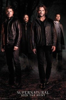 plakat SUPERNATURAL - SEASON 12 KEY ART