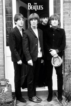 plakat THE BEATLES - 1965