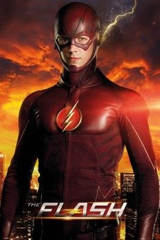 plakat THE FLASH - SOLO