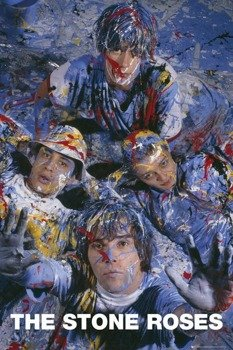 plakat THE STONE ROSES - PAINT (BRAVADO)