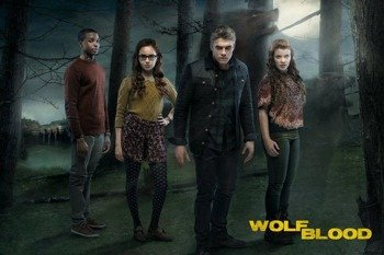 plakat WOLFBLOOD - CAST