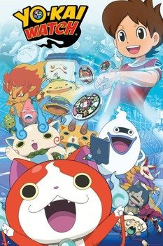 plakat YOKAI WATCH - KEY ART