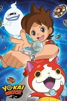 plakat YOKAI WATCH - TRIO