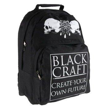 plecak BLACK CRAFT - CREATE YOUR OWN FUTURE