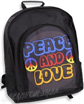 plecak PEACE AND LOVE