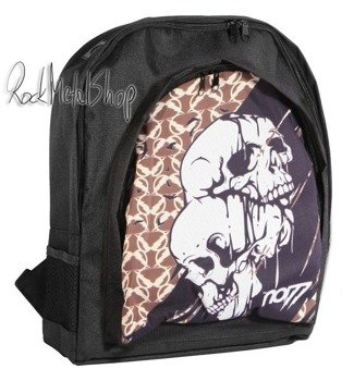 plecak SKULL NOIZZ BROWN  (offset)