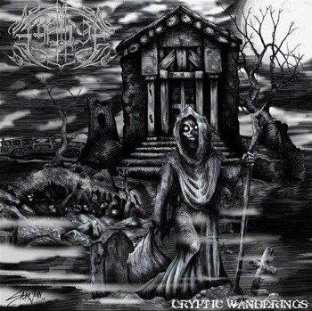 płyta CD: AMNION - CRYPTIC WANDERINGS