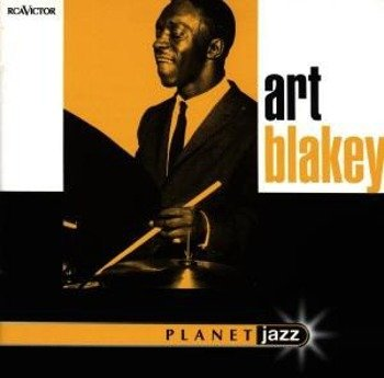 płyta CD: ART BLAKEY - PLANET JAZZ