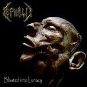 płyta CD: CEPHALIC (AUT) - BLASTED INTO LUNACY
