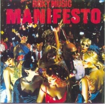 płyta CD: ROXY MUSIC - MANIFESTO