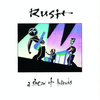 płyta CD: RUSH - A SHOW OF HANDS
